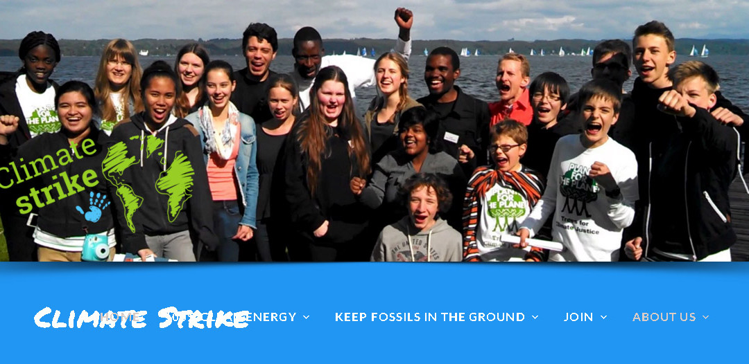 YL partners with Climate Strike youth campaign
