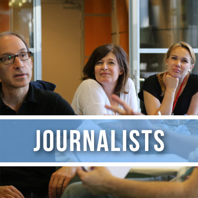 FAQ-JOURNALISTS