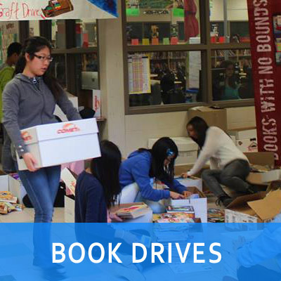 YEAR-BOOKDRIVES