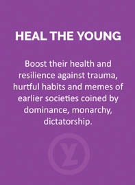 7-HEAL THE YOUNG